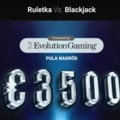 3500€ w turnieju Ruletka Vs. Blackjack w Betchan