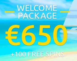 Bonus 650€ i 100 free spinów na start w Bonanza Game