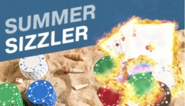 Bonus kasynowy Summer Sizzler Bet At Home