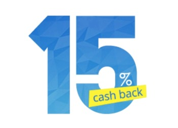 cash back 15% w nomini kasyno