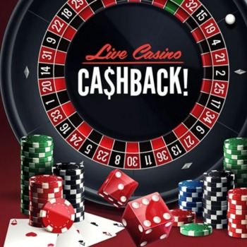 Odbierz 10% cash back w live casino w RoyalRabbit