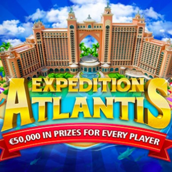 Pula €50,000 w turnieju Expedition Atlantis w Bitstarz