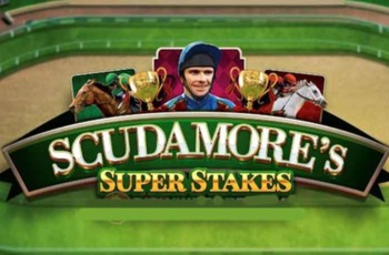 Scudamore's Super Stakes z free spinami w Betsson