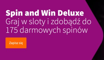 spin and win deluxe od Betsson