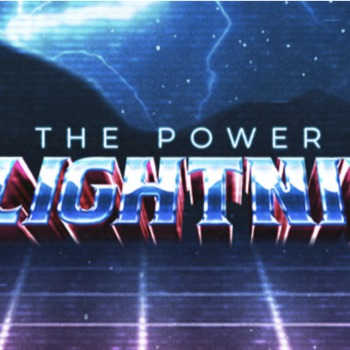 The power of lighting energy casino logo